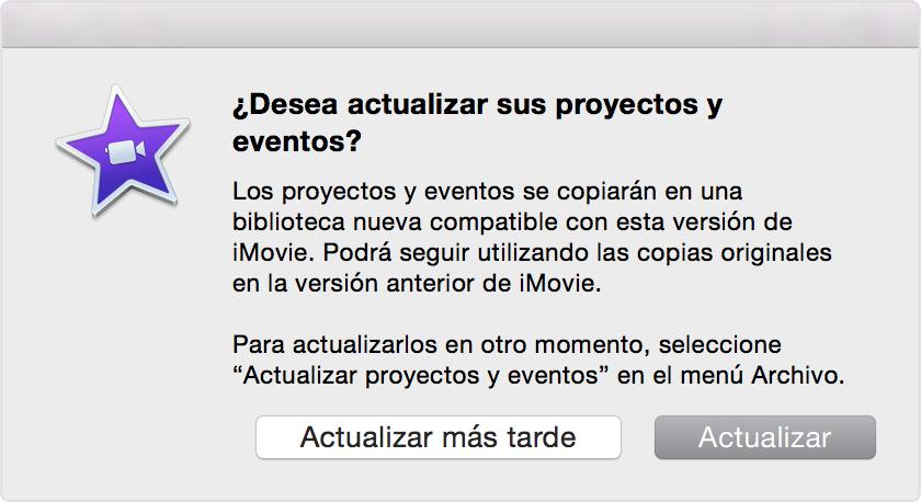 actualizar-proyectos-eventos-imovie